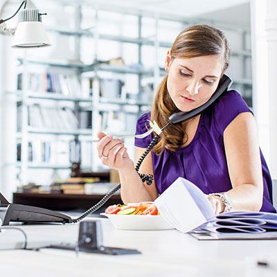 Kili in eccesso: la causa è lo stress sul lavoro?