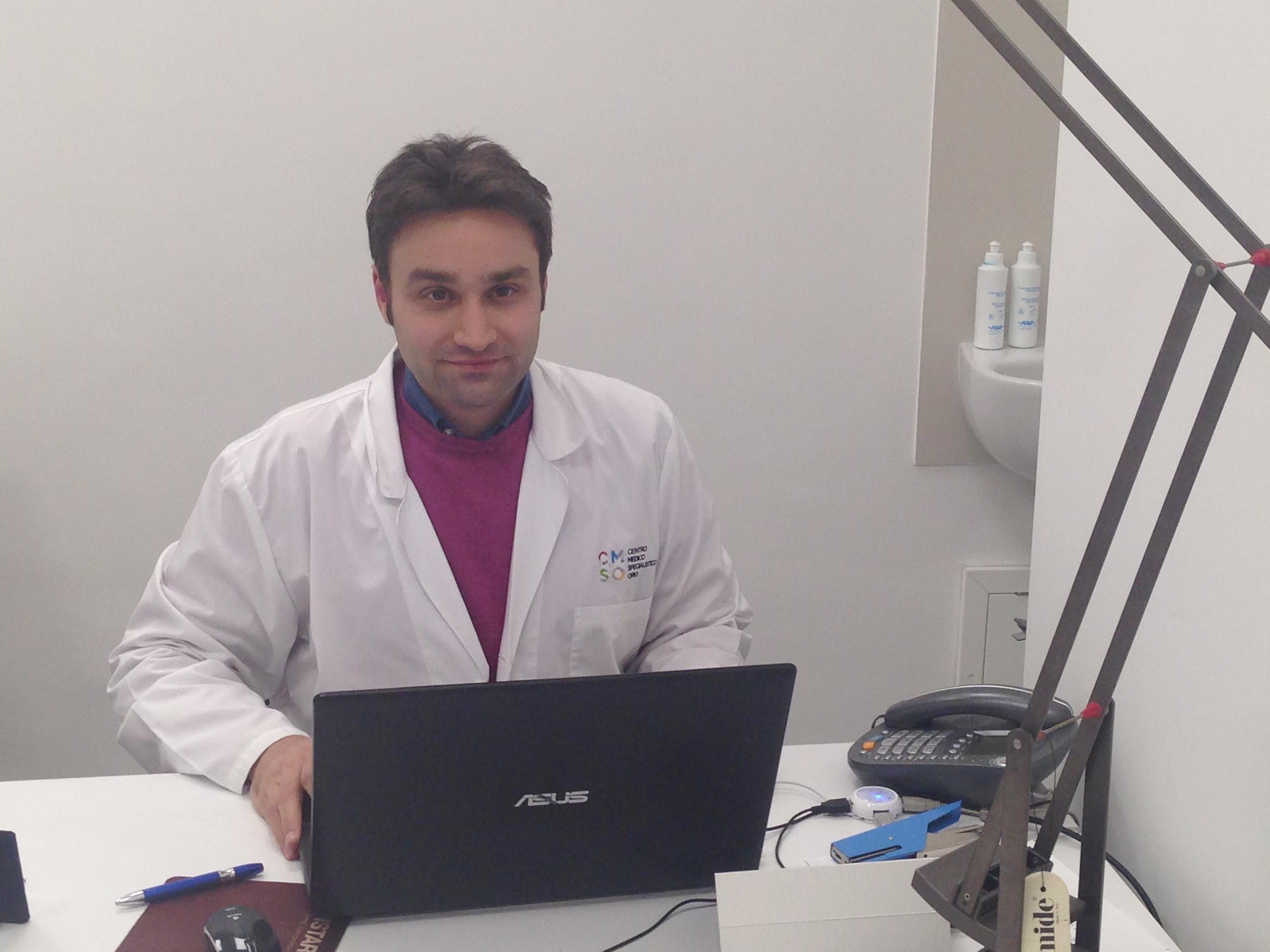 Conosciamoci Meglio: il Dott. Carlo Iadevaia, specialista Pneumologo del CMSO
