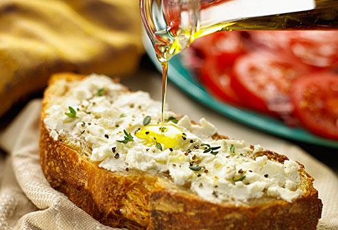 Dieta Mediterranea: i grassi vegetali aiutano a perdere peso
