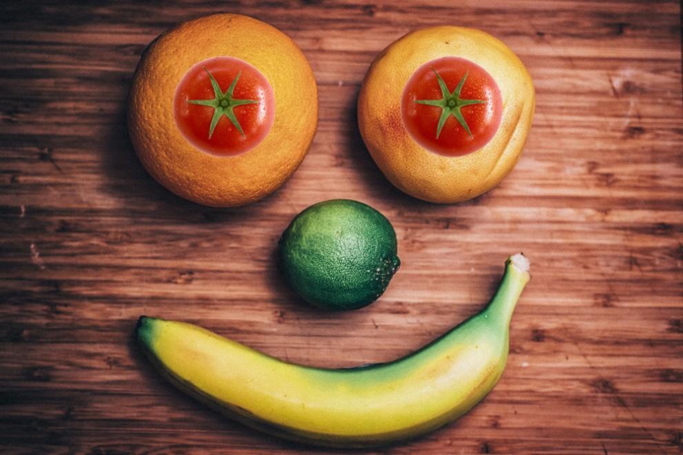 Più felici d'estate? Il segreto è nella frutta e verdura
