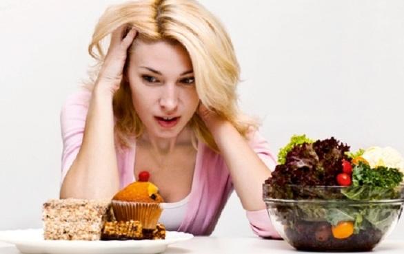 Sei a dieta ma non perdi peso? La colpa può essere dello stress
